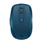 Logitech MX Anywhere 2S muis RF draadloos + Bluetooth 4000 DPI Rechtshandig