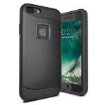 "TheSnugg B01KA2LRJ0 5.5"" Cover Black mobile phone case"