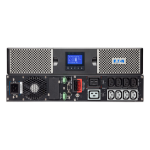 Eaton 9PX2200IRT2U 5 Year Double-conversion (Online) 2200VA 10AC outlet(s) Rackmount/Tower Black uninterruptible power supply (UPS)