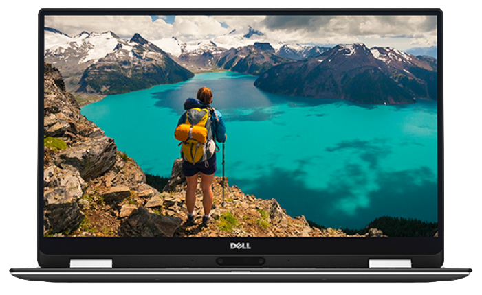 "DELL XPS 9365 1.2GHz i5-7Y57 13.3"" 1920 x 1080pixels Touchscreen Black, Silver Hybrid (2-in-1)"