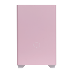 Cooler Master MasterBox NR200P Small Form Factor (SFF) Pink, White