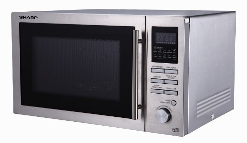 Sharp R82STMA Countertop 25L 900W Stainless steel microwave