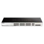 D-Link DGS-1210-28 network switch 1U Black