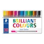 Staedtler triplus fineliner 334 Multicolour 30pc(s)