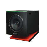 POLY EagleEye Cube webcam 1920 x 1080 pixels Black,Red