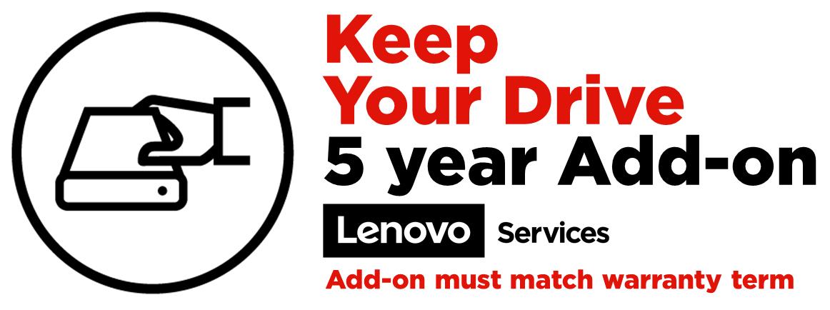 Lenovo 5Y Keep Your Drive