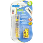 Rapesco Supaclip 40 See Thru Dispenser & 25 Emji Clips