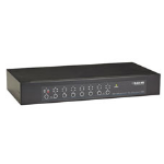Black Box KV9516A KVM switch Rack mounting