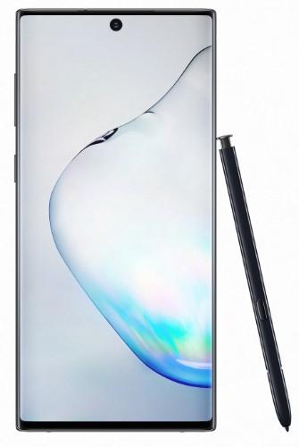 "Samsung Galaxy SM-N970F 16 cm (6.3"") 8 GB 256 GB Dual SIM Black 3500 mAh"