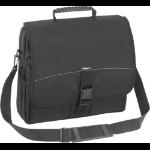 """Targus Messenger Notebook Case 15.4"""" Notebook messenger Black"""