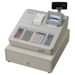 Sharp XE-A207W 2000PLUs LCD cash register