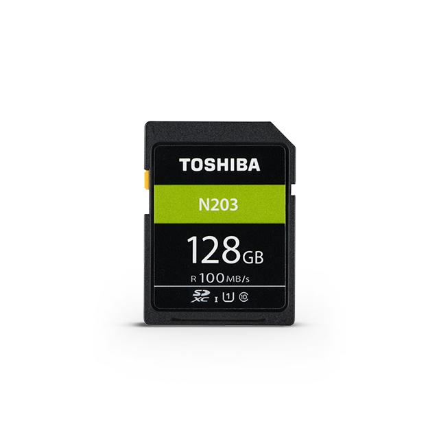 Sd Card N203 128GB Class 10 Green
