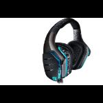 Logitech G633 Binaural Head-band Black,Blue headset 981-000605
