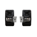 B-Tech BT332 Wall Black speaker mount