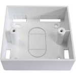 Cablenet 72-2653 outlet box White