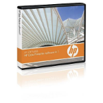 Hewlett Packard Enterprise Data Protector V6.1 Starter Pack for HP-UX DVD LTU storage networking software
