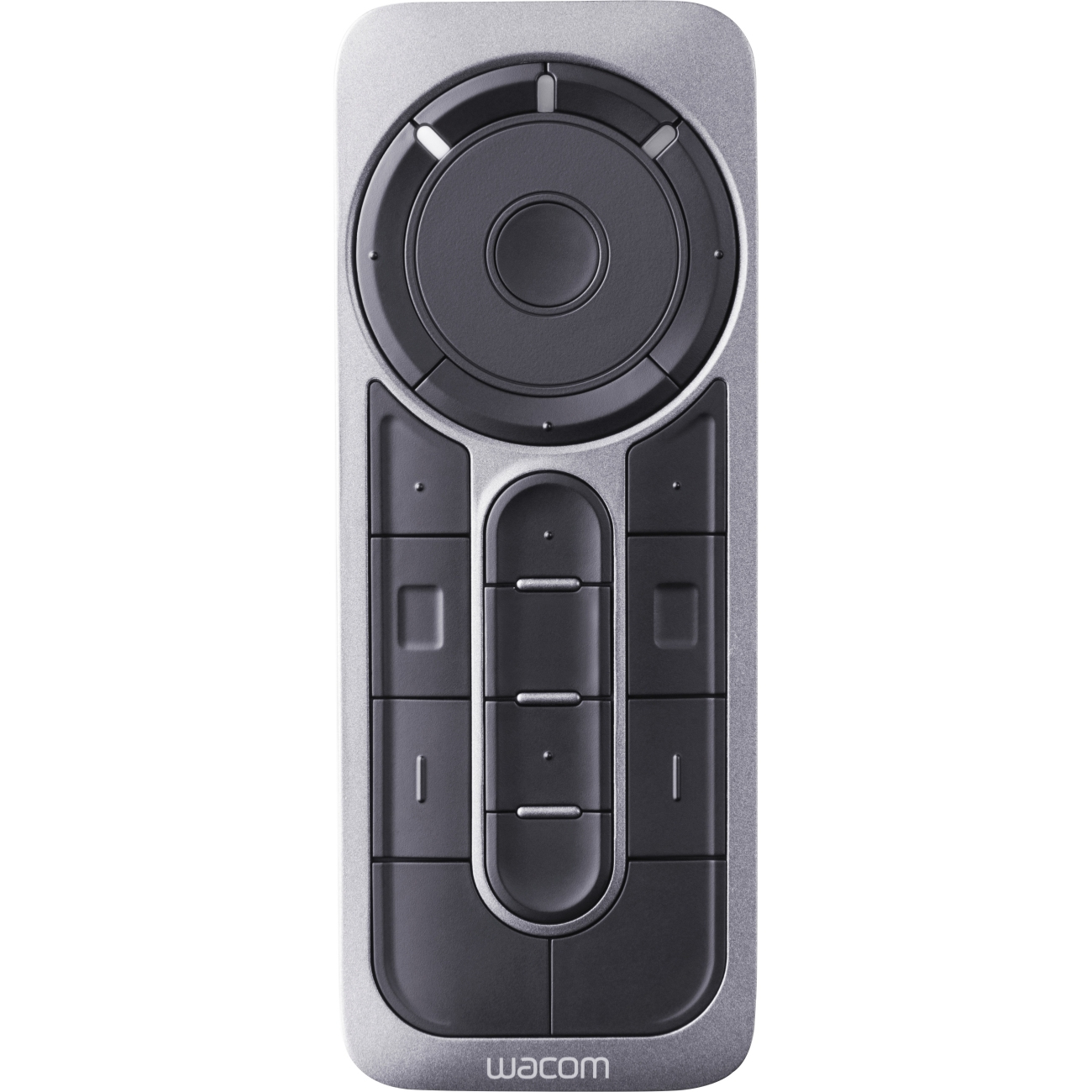 Wacom ACK-411050 Press buttons Black,Grey remote control