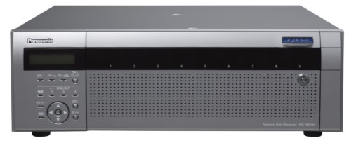 Panasonic WJ-ND400, 12TB network video recorder