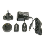 Plantronics 81423-01 Indoor Black power adapter/inverter