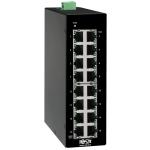Tripp Lite NGI-U16 network switch Unmanaged Gigabit Ethernet (10/100/1000) Black