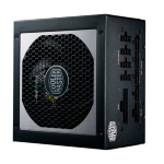 Cooler Master V650 650W ATX Black power supply unit