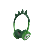 ZAGG Little Rockerz Costume Supraaural Head-band Green