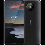 "Nokia 5.3 16.6 cm (6.55"") 4 GB 64 GB Dual SIM 4G USB Type-C Black Android 10.0 4000 mAh"