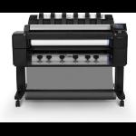 HP Designjet Impresora multifunción PostScript de 36 pulgadas T2530 large format printer Thermal inkjet Colour 2400 x 1200 DPI A0 (841 x 1189 mm) Ethernet LAN