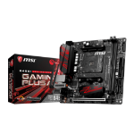 MSI B450I GAMING PLUS AC Socket AM4 AMD B450 Mini ITX