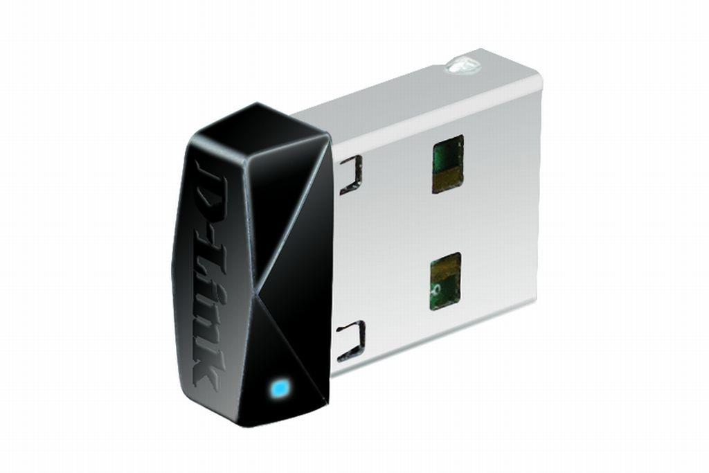 D-link Wireless-N USB Adapter - 150Mbps (DWA-121)