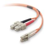 Belkin Fiber Optic Cable; Multimode 15m fiber optic cable