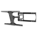"Peerless PA750 signage display mount 190.5 cm (75"") Black"