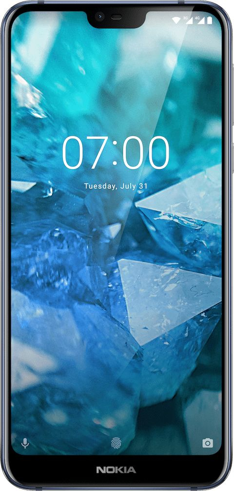 """Nokia 7.1 14.8 cm (5.84"""") 3 GB 32 GB Blue 3060 mAh"""