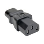 Tripp Lite P003-000 power plug adapter C7 C13 Black