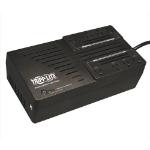 Tripp Lite AVR700U Line-Interactive 700VA 8AC outlet(s) Tower Black uninterruptible power supply (UPS)