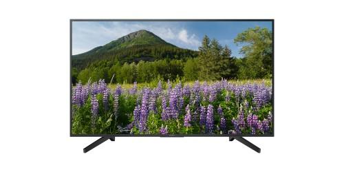"""Sony KD-49XF7002 124.5 cm (49"""") 4K Ultra HD Smart TV Wi-Fi Black"""