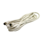 Steren BL-215-025WH Coaxial Cable