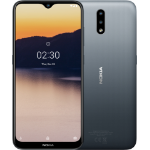 "Nokia 2.3 15.8 cm (6.2"") Android 10.0 4G Micro-USB 2 GB 32 GB 4000 mAh Charcoal"