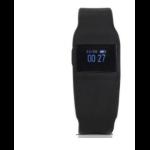"Ghia RELOJ-2 Armband activity tracker 0.49"" OLED Inalámbrico Negro dir"