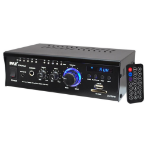 Pyle PCAU46A 2.0channels Home Wired Black audio amplifier