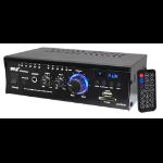 Pyle PCAU46A audio amplifier 2.0 channels Home Black