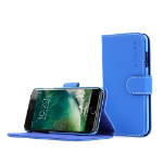 "TheSnugg B01I3BYELI 5.5"" Wallet case Blue mobile phone case"