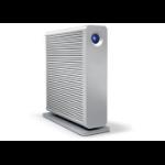 LaCie d2 Quadra USB 3.0 3000GB Silver external hard drive