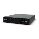 CyberPower PR3000ERTXL2U uninterruptible power supply (UPS) Line-Interactive 3 kVA 3000 W 8 AC outlet(s)