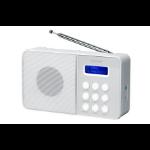 Denver DAB-33WHITE radio Portable Analog & Digital White