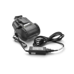 Zebra P1031365-041 Indoor Black power adapter/inverter