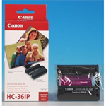 Canon 6929A001 (HC-36 IP) Photo cartridge, Pack qty 36