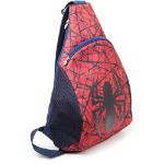 Marvel Ultimate Spider-Man Ultimate Spidey Sling Backpack, One Size, Red/Blue (BP00175SPN)