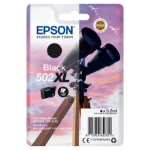 Epson C13T02W14010 (502XL) Ink cartridge black, 550 pages, 9ml