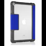 """STM dux 20.1 cm (7.9"""") Flip case Blue, Grey, Transparent"""